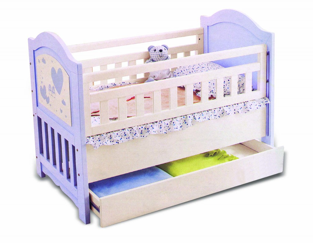 Cot Baby Kidszone Furniture Baby Cot 8