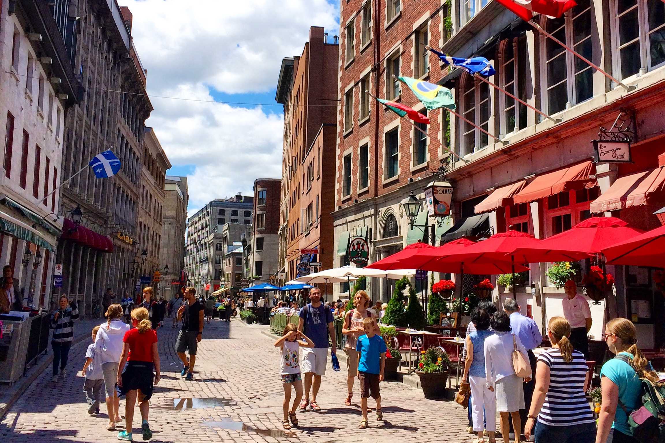Old Montreal 15 Ways To Enjoy Montreal This Summer Kidventurous