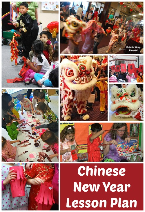 Chinese New Year Lesson Plan for Kids- Kid World Citizen