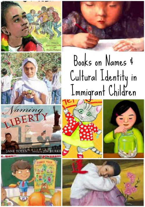 Books about Immigrant Children- Kid World Citizen