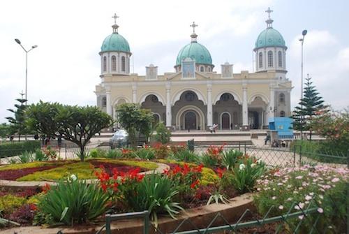 Ethiopian Church- Kid World Citizen