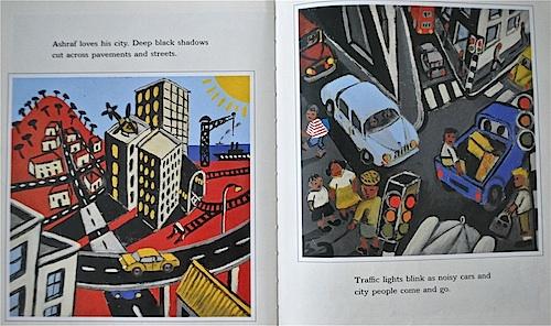 Somewhere in Africa Book- Kid World Citizen