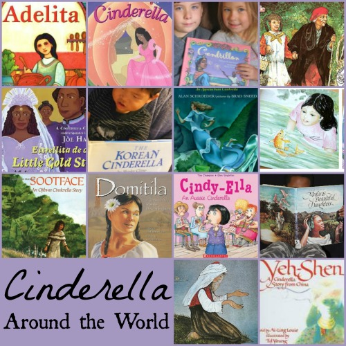 Cinderella Around the World- Kid World Citizen