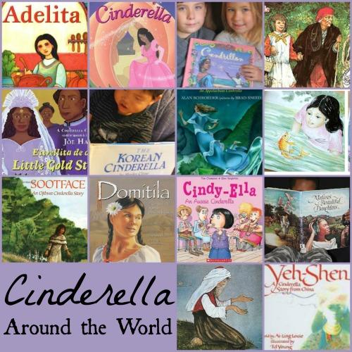 Cinderella Around the World- Kid World Citizen