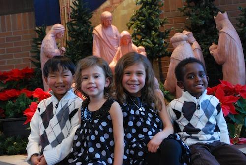 Christmas Mass- Kid World Citizen