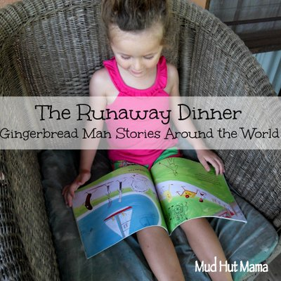 The Runaway Dinner- Gingerbread Stories- Kid World Citizen