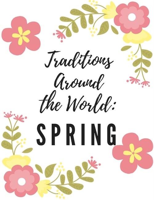 Traditions Around the World- Kid World Citizen