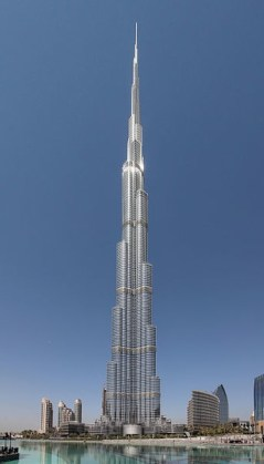 Burj Khalifa- Kid World Citizen