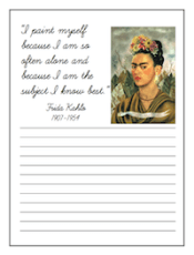 62514Frida-Handwriting_Sheet