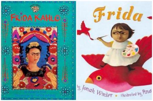 Frida Kahlo Books For Kids- Kid World Citizen