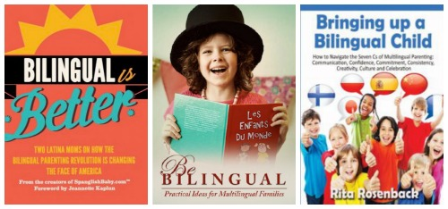 Bilingual Books for Parents- Kid World Citizen