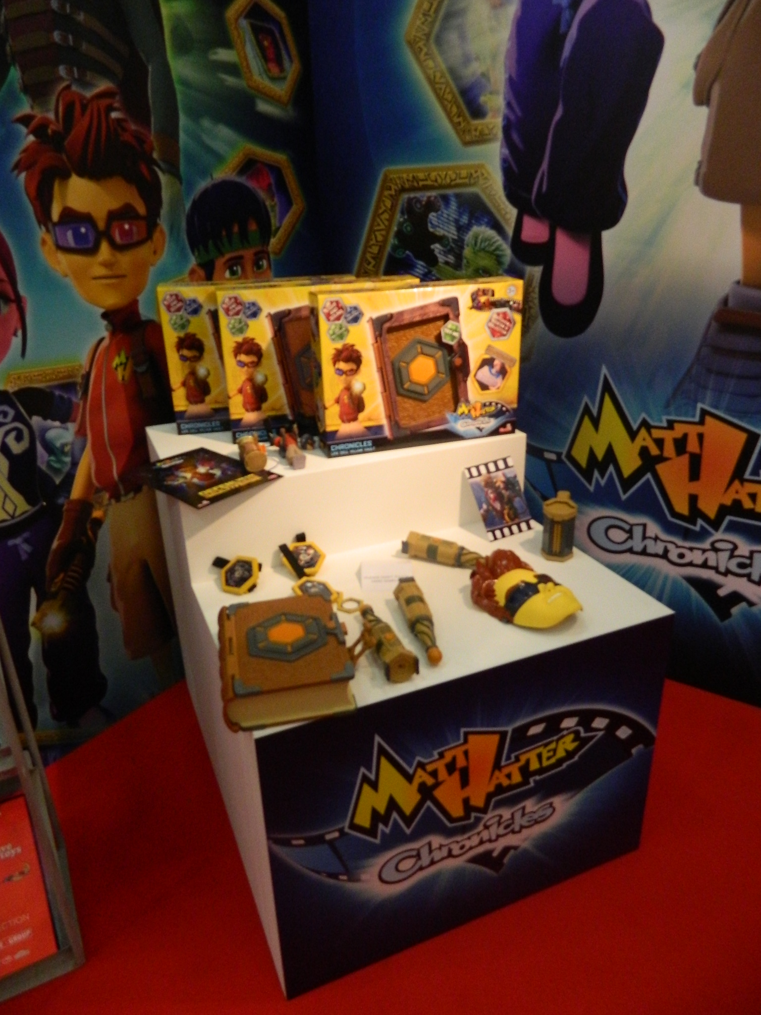 Nerf Toy Toy Fair 2014: New Matt Hatter Toys!!!