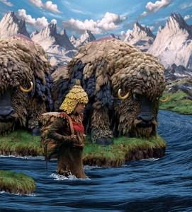 Björk Wanderlust video