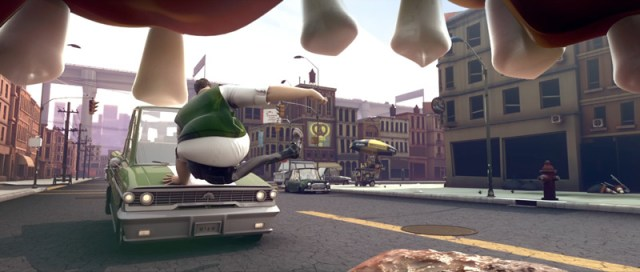 Hambuster – animation
