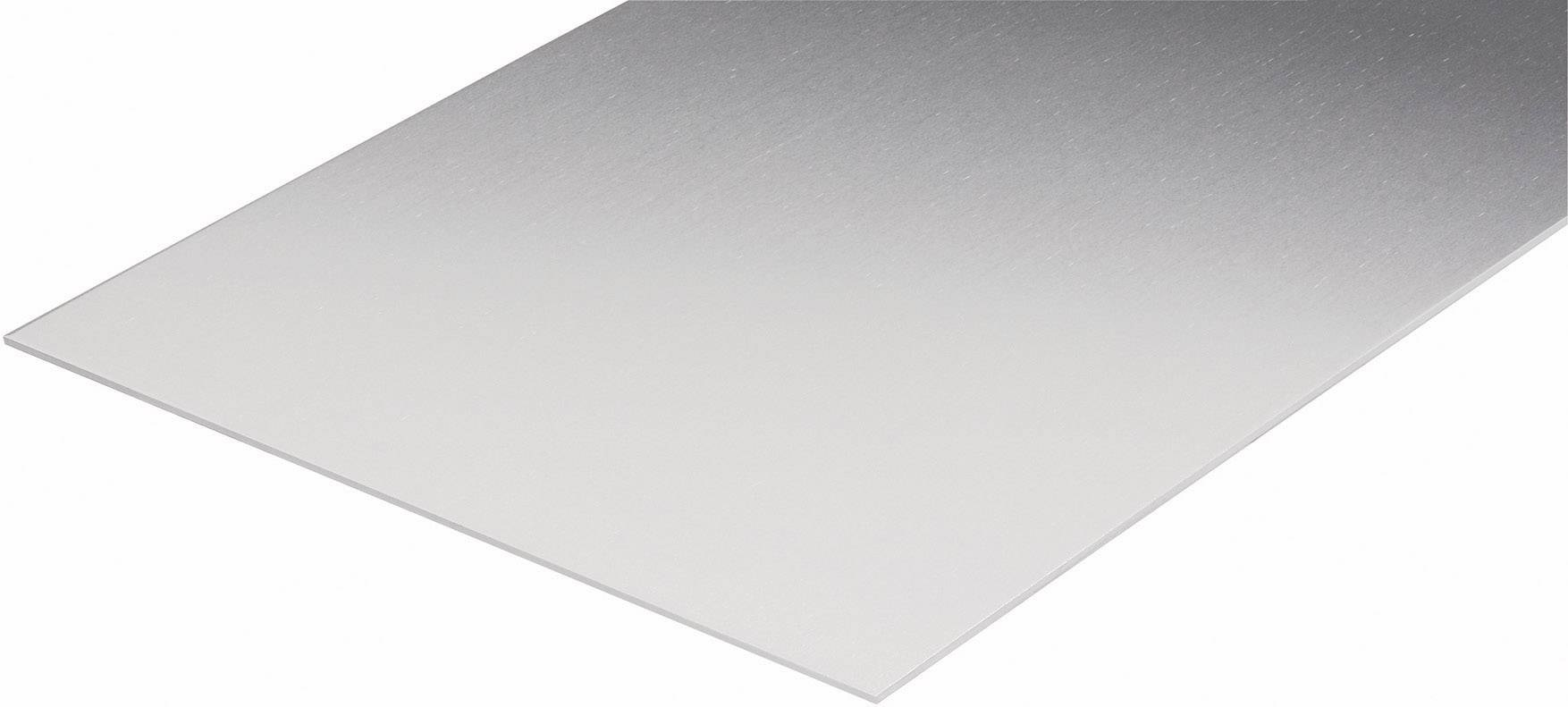 Alu Plaat Plaat Glad Aluminium 100x50x1 0mm