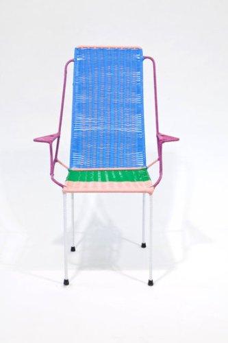 Bộ sưu tập những chiếc ghế đầy màu sắc của thương hiệu Marni
