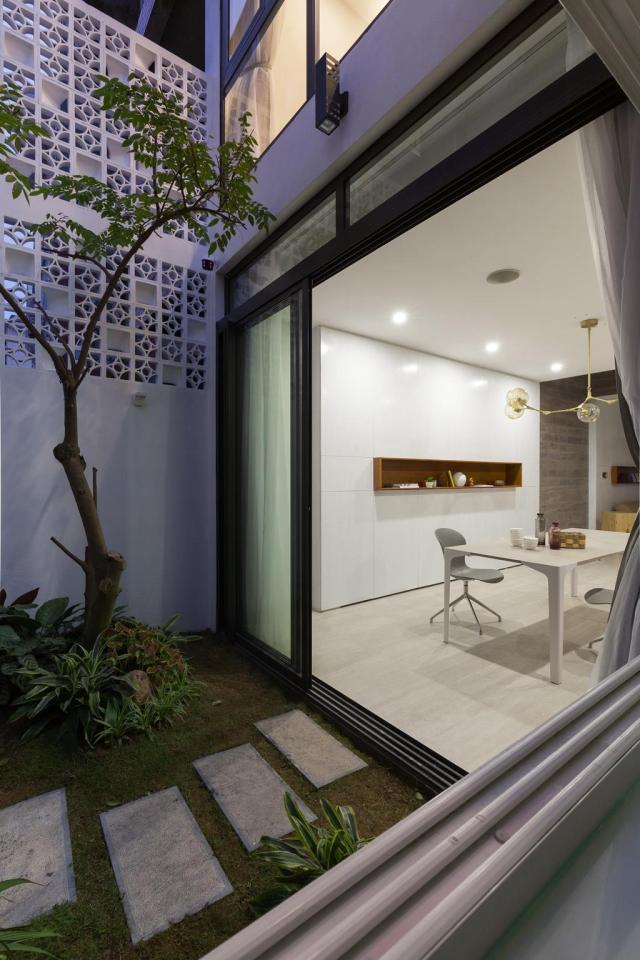 Phong cách thiết kế nhà tổ kén / Landmak Architecture