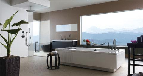 Phòng tắm Inax