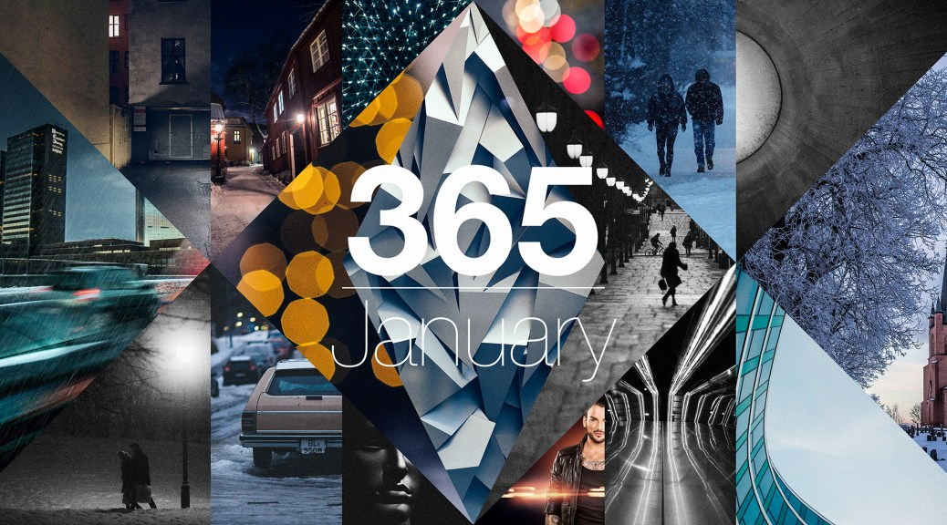 365 project: January