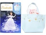 Disney Cinderella Special Book 《付録》 フリルカッティングトート&ベビーピンク巾着