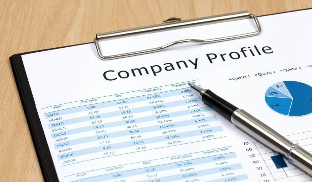 Engage Expert Company Profile Writers to Make a Great First