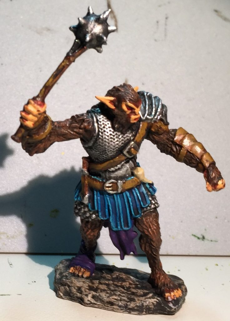 Battle Hero D&d: Bugbear 2 – Killerroo