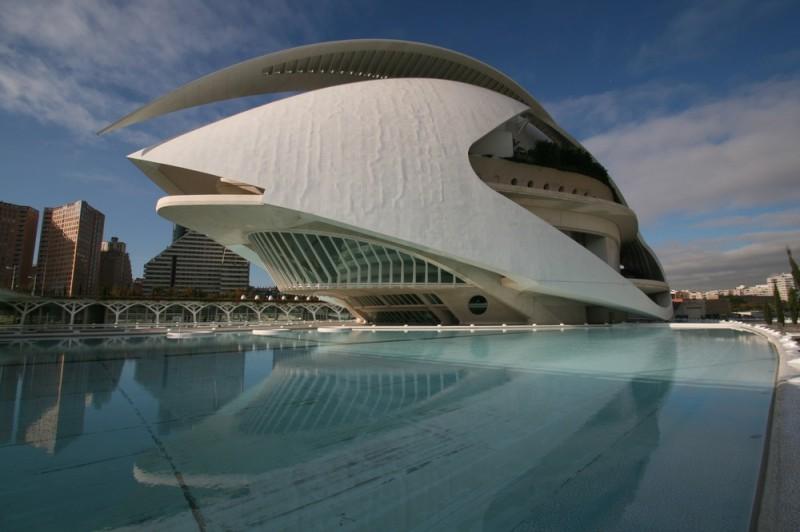Valencia luxus reiseblog videoblog for Architektur valencia