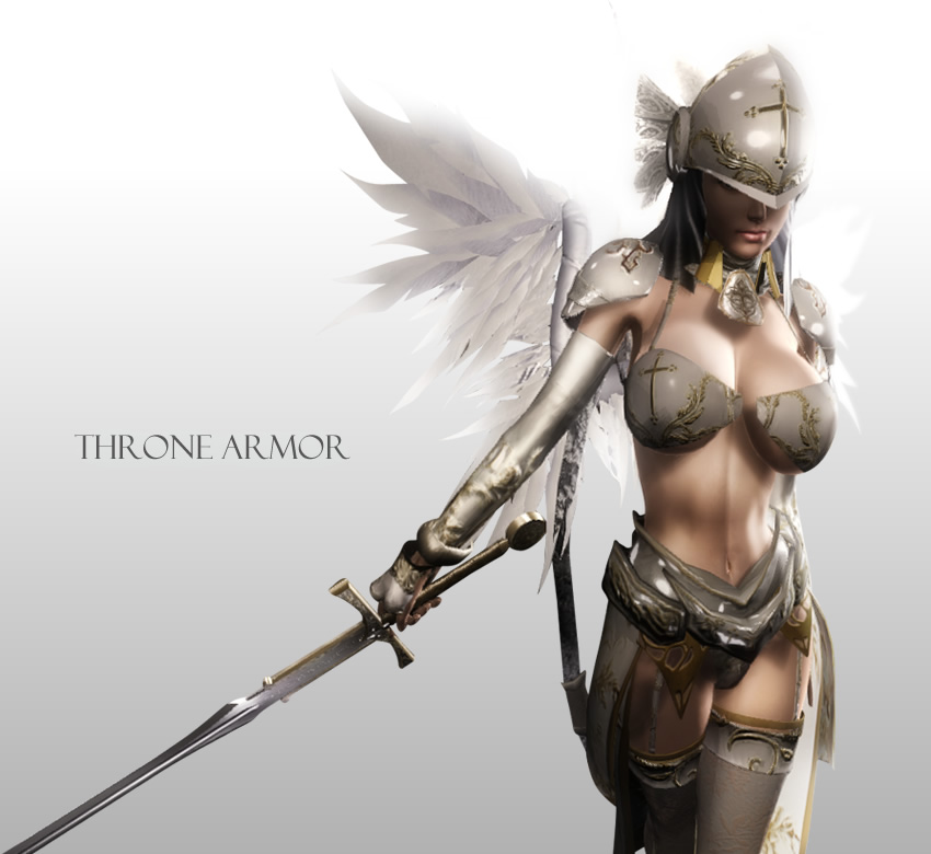 Throne Armor