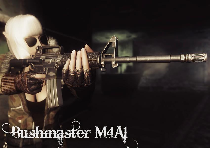Bushmaster M4A1