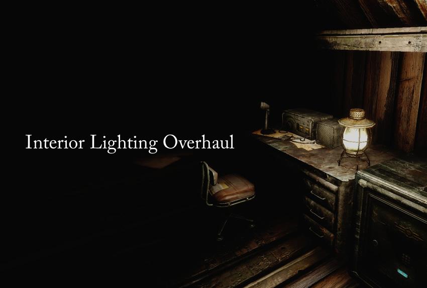 Interior Lighting Overhaul
