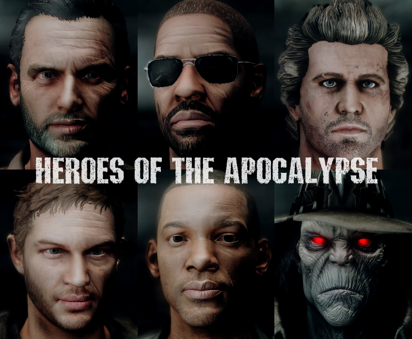 Heroes of the Apocalypse
