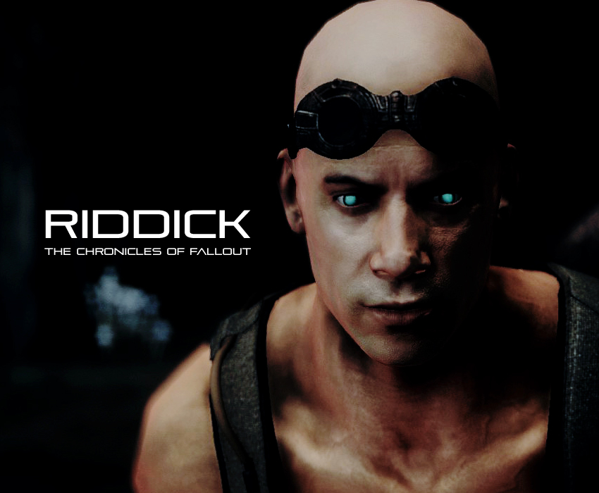 Riddick – The Chronicles of Fallout