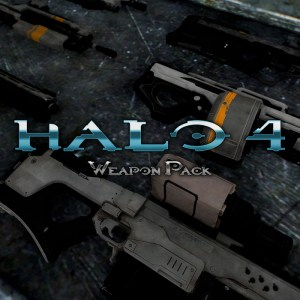 Halo 4 Weapon Pack