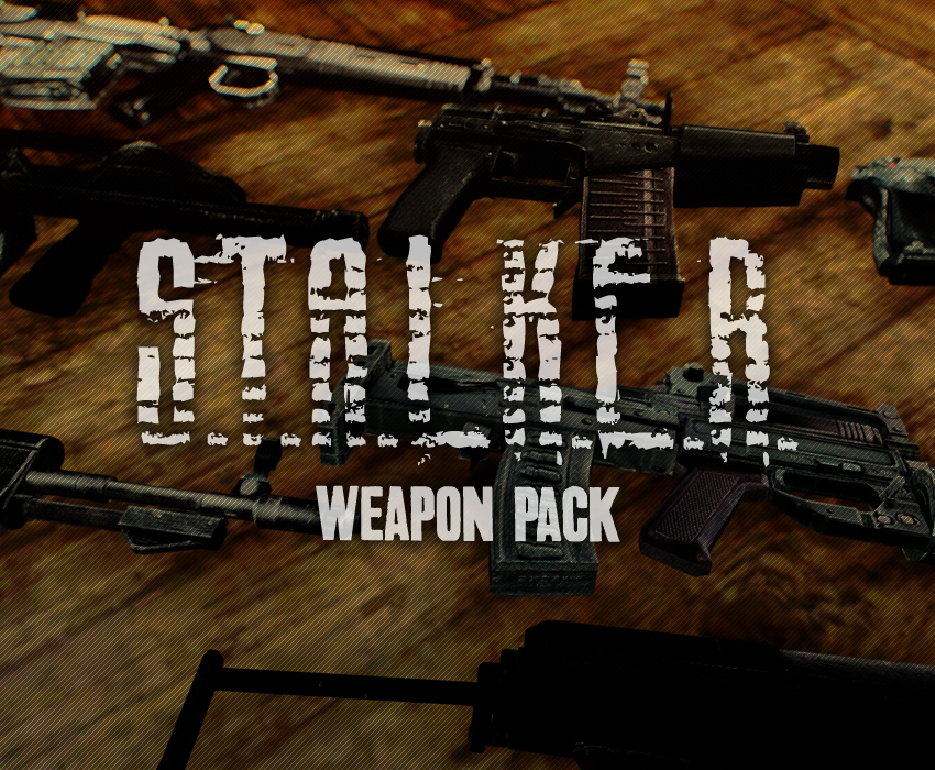 STALKER Weapon Pack