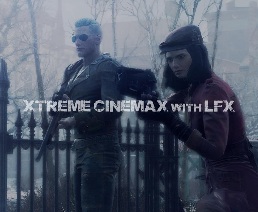 Xtreme CinemaX with LFX