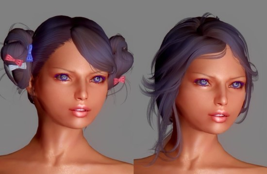 RTS-Hairpack4