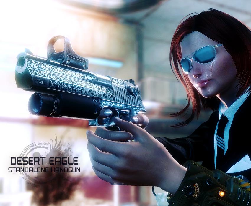 Desert Eagle – Standalone Handgun
