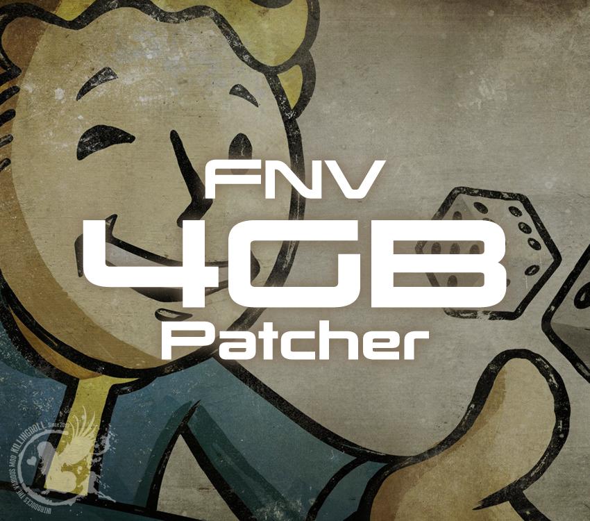 FNV 4GB Patcher