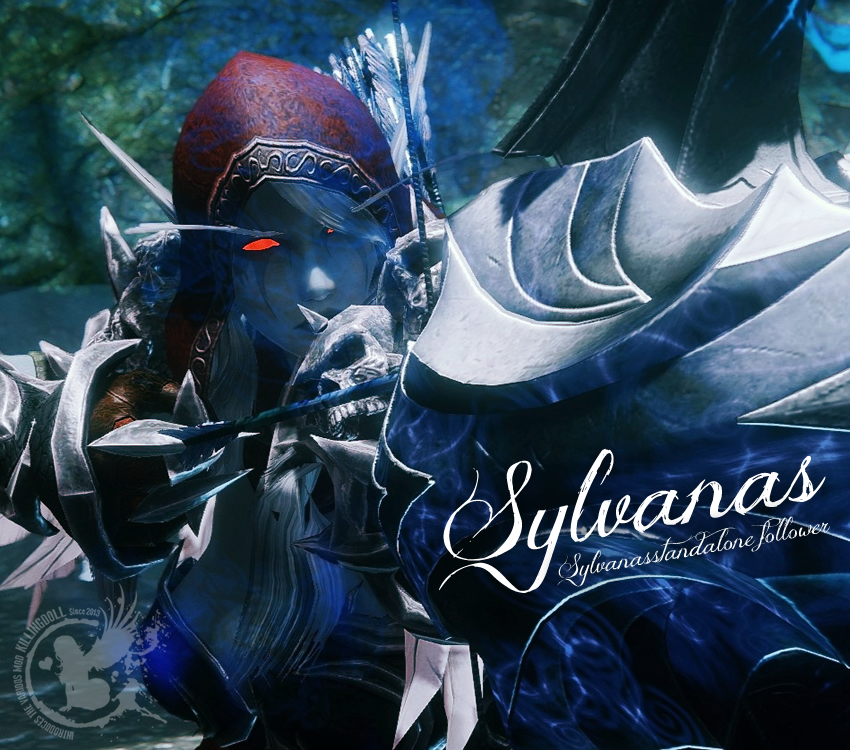 Sylvanas-a standalone follower