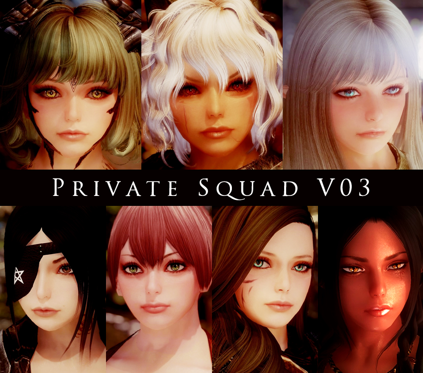 Private Squad V03