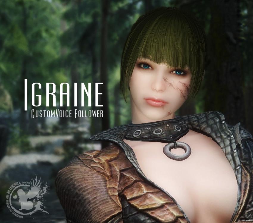 CustomVoice-Follower-Igraine