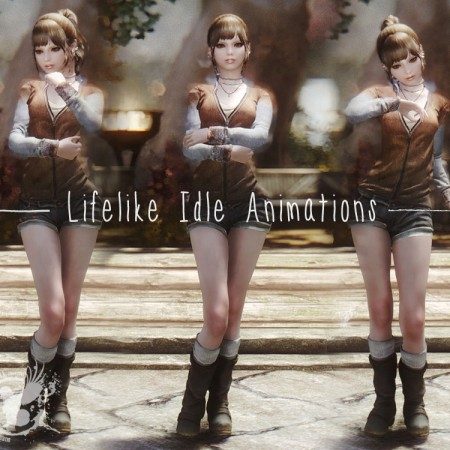 Lifelike Idle Animations