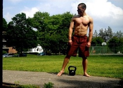 Pat Flynn -- Russian Kettlebell Instructor and Fat Loss Expert