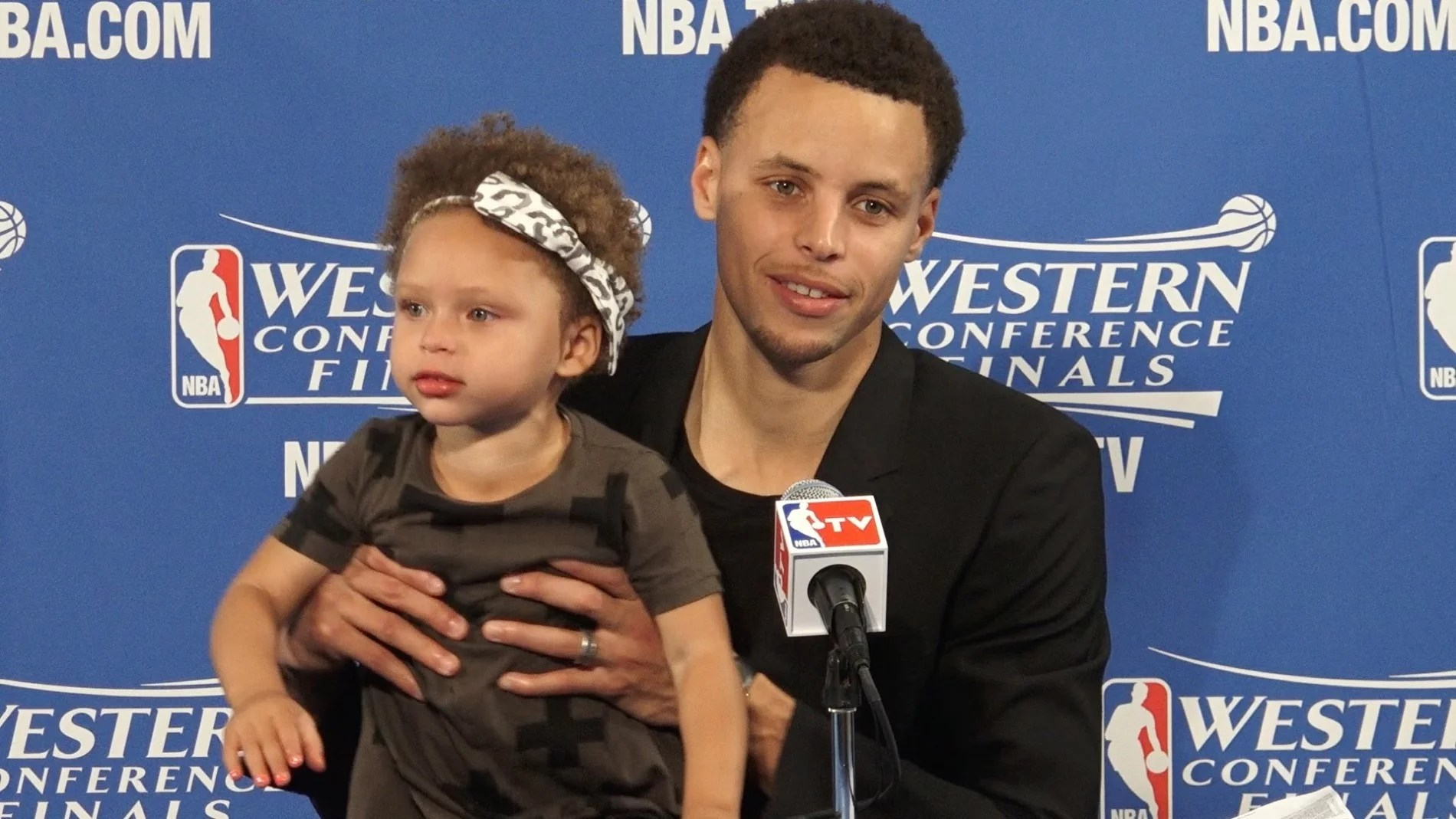 Get Your Kid Stephen Curry