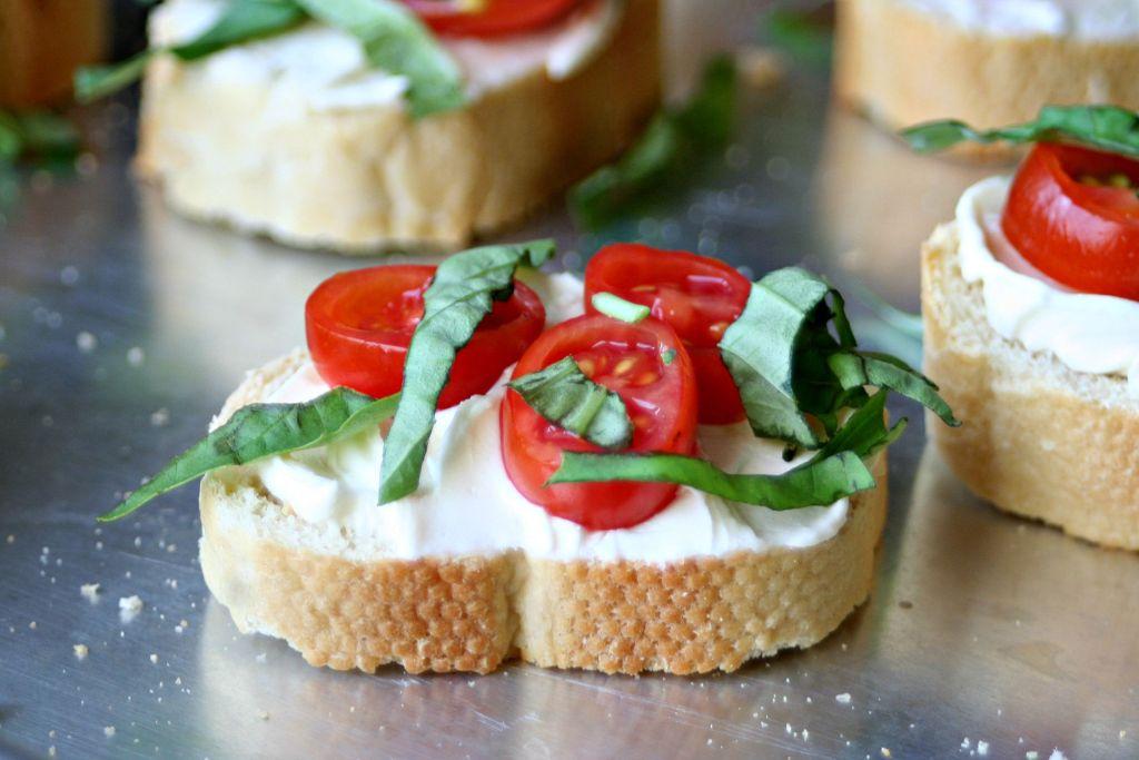 ... basil and tomato tart tomato and basil quiche tomato basil crostini