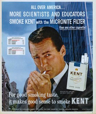 Ready to quit smoking? Ads like this keep people hooked.
