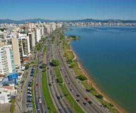 Beira Mar Avenue - Florianópolis