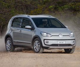 VW UP CROSS TIERRA