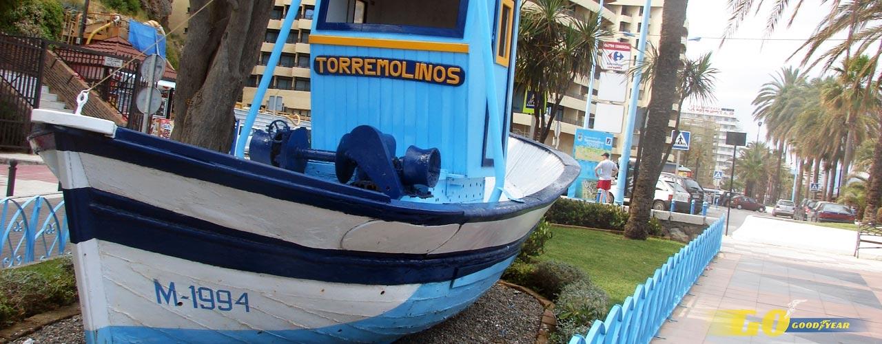 Chiringuitos de Torremolinos