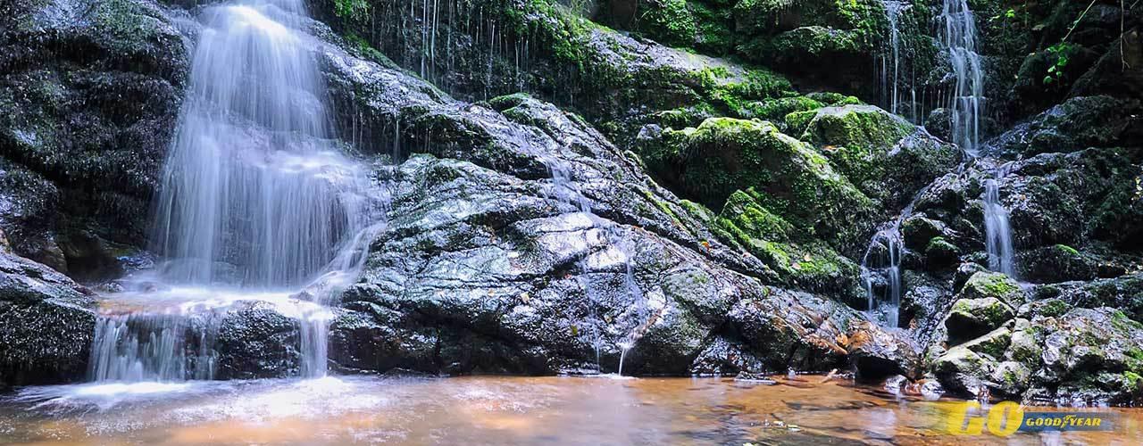 Cascadas en Asturias